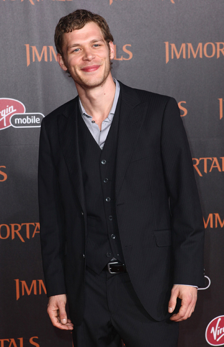 Hello, Joseph Morgan!