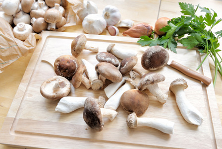 how to know when oyster mushrooms are bad