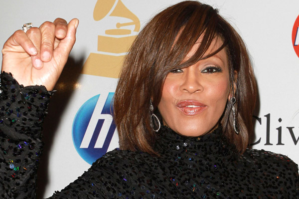 Whitney's cause of death revealed