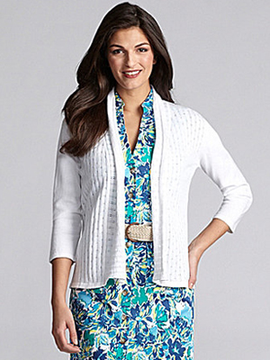 Cute lightweight cardigan