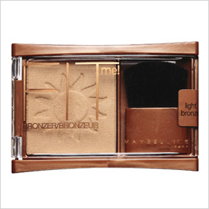Budget-friendly bronzer