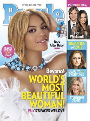 Beyoncé is People's Most Beautiful