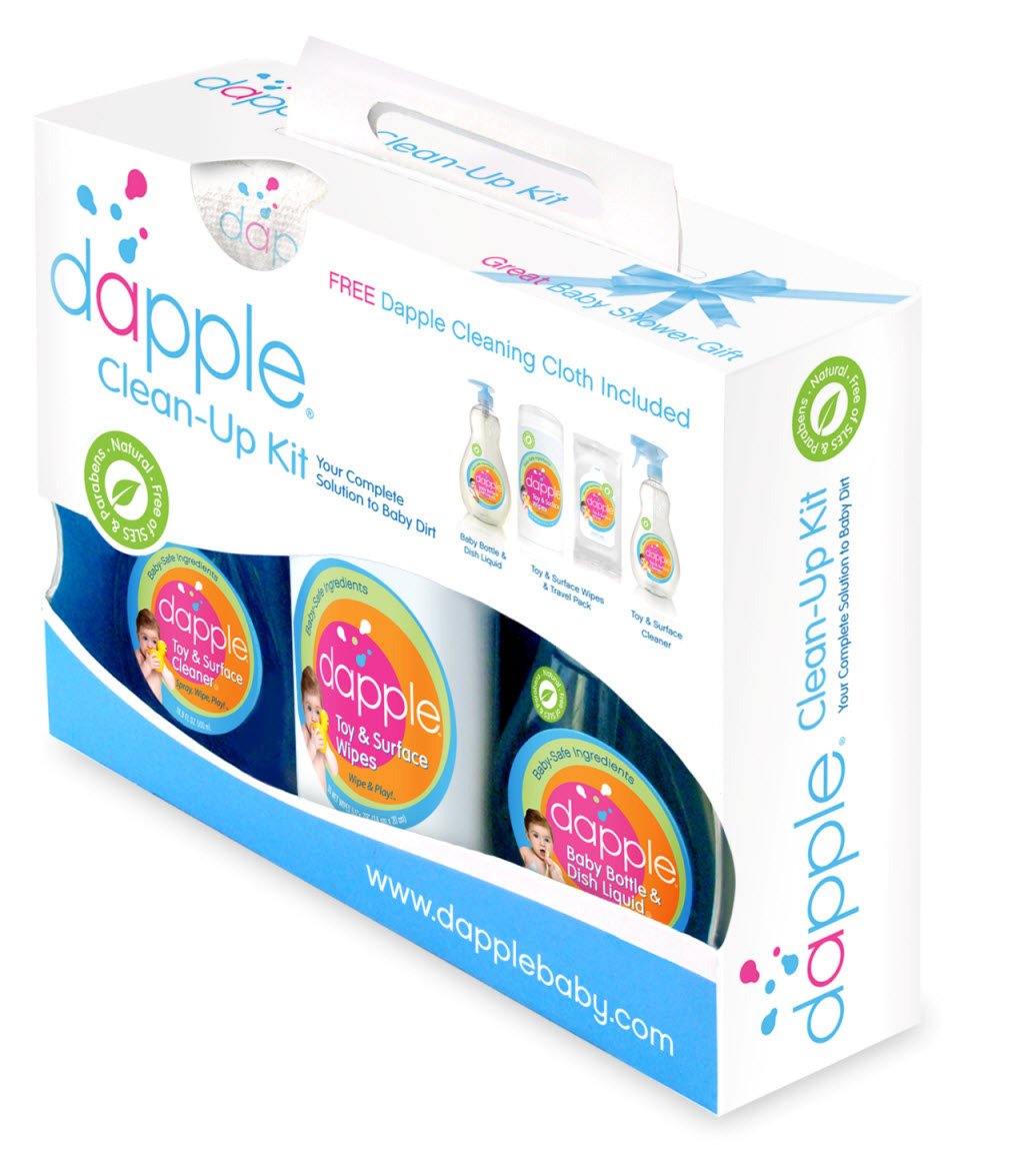 Dapple clean up kit