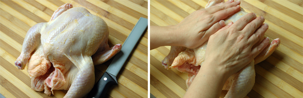 How to ... Break down a chicken