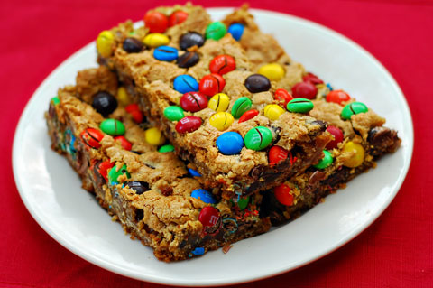 Monster bar recipe