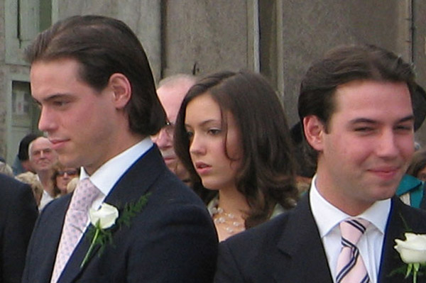 Prince Felix of Luxembourg