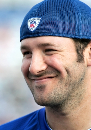 Tony Romo baby news