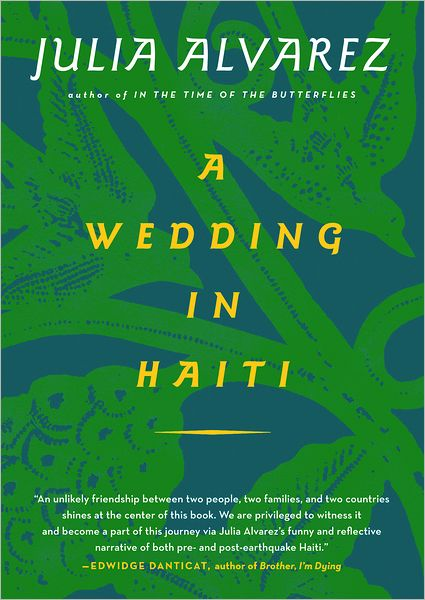 A Wedding in Haiti cover