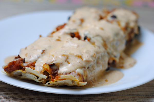 Turkey Enchiladas for Cinco de Mayo
