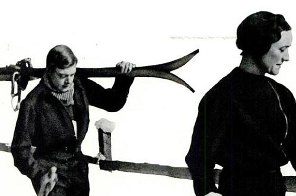 Wallis Simpson and the Duke of Winsdor