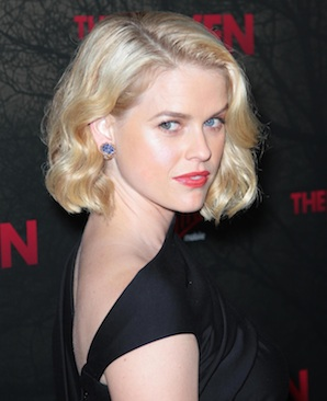 Alice Eve: Buried with work