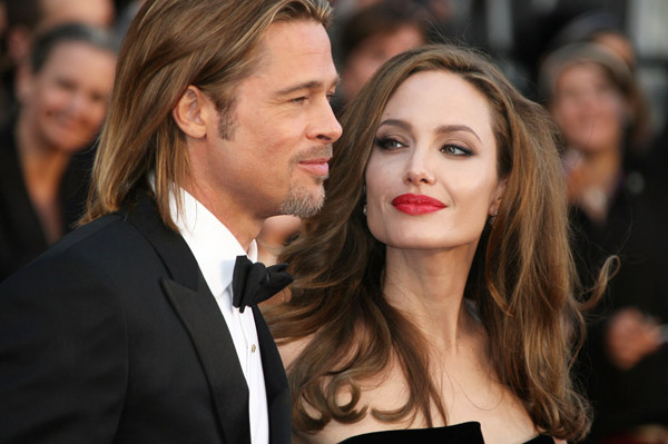 Angelina Jolie and Brad Pitt have six children