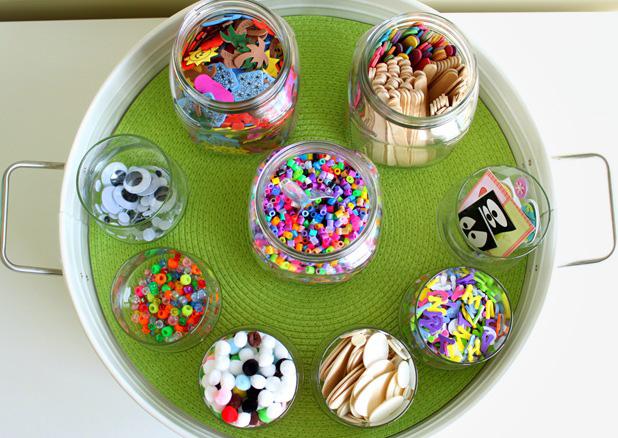 Art tray