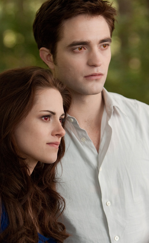 Bella and Edward Breaking Dawn part 2