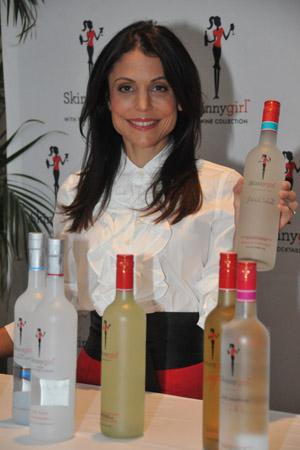 Frankel's Skinnygirl booze is raking in bucks