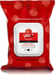 Yes to Tomatoes Blemish Clearing Facial Towelettes ($7.99)