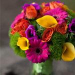 Bold florals