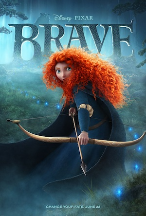 New Brave trailer released from Disney and Pixar.
