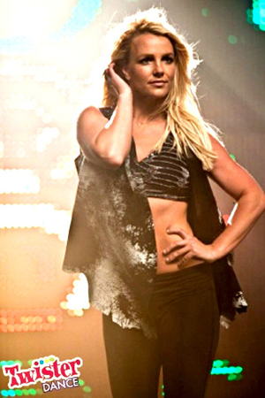 Britney Spears sports $20,000 bra