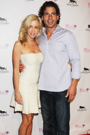 Camille Grammer and boyfriend
