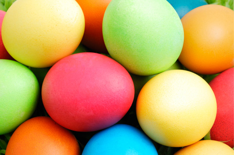 Collection Boiling Easter Eggs Pictures - The Miracle of Easter