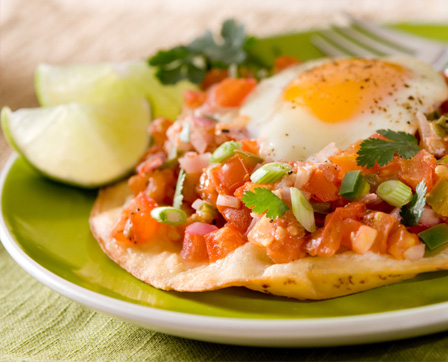 Give your brunch some Mexican flair