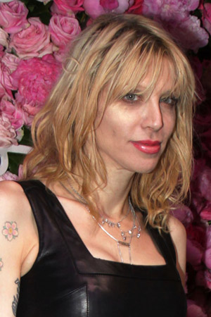 Courtney Love brings the crazy again