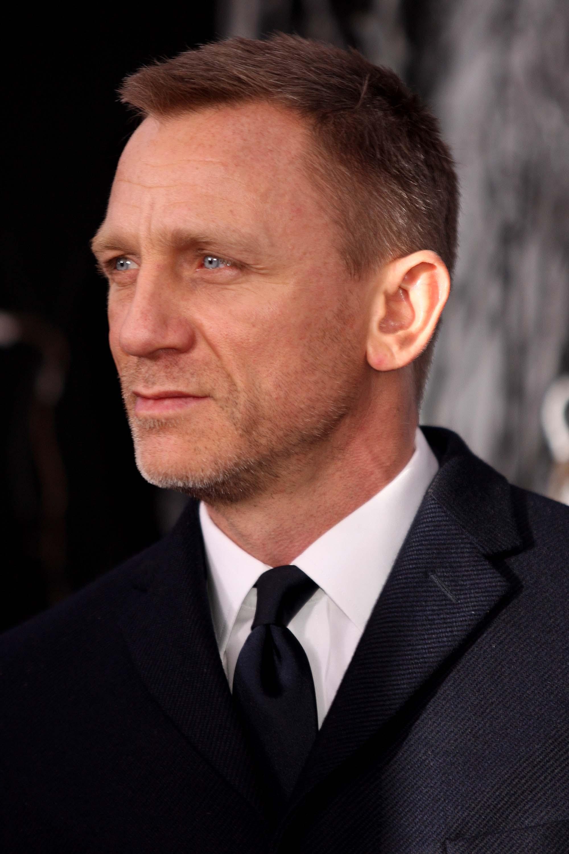 Daniel Craig seems set on his current path: playing the British ... Daniel Craig