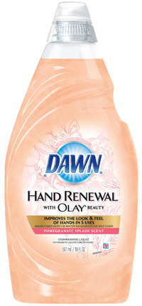 Dawn Hand Renewal with Olay Beauty