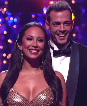 William Levy in Dancing with the Stars