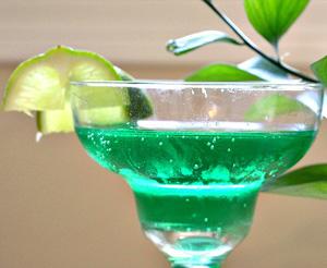 Green Plantini