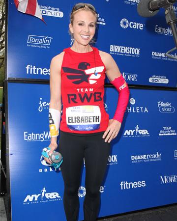 elisabeth hasselbeck running more marathon