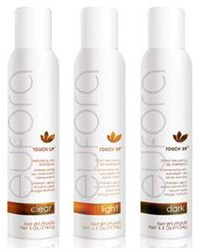 Eufora's Touch Up Dry Shampoo Collection