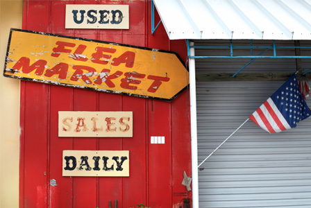 5 Cool Flea Markets Across the Country