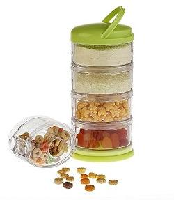 Baby Gizmo must haves A formula dispenser