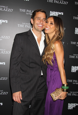 Giuliana Rancic and Bill Rancic