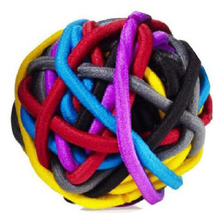 Goody Ouchless Elastic Ball ($6.99)
