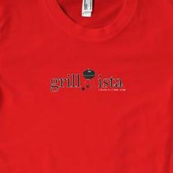 grillista shirt