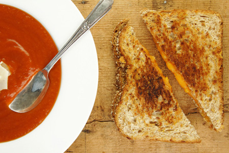 It's Grilled Cheese Sandwich Month