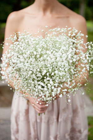 Bring on the baby's breath