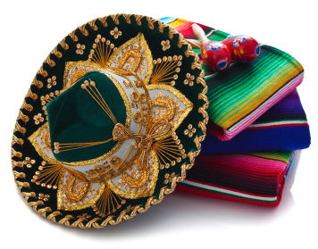 Host a cinco de mayo celebration party for 5 de mayo party decoration