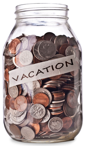 vacation jar