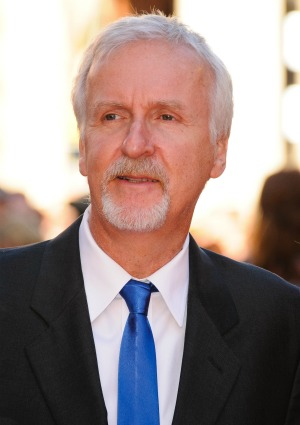 James Cameron reaches for the stars