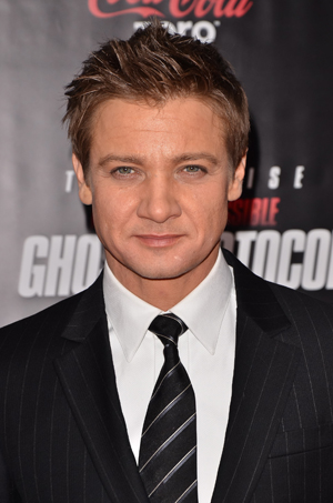 Jeremy Renner Gay for ...