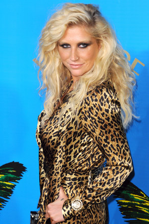 Ke$ha does a lot of gross things
