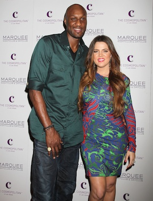 A shake up in Kardashian and Odom's priorities