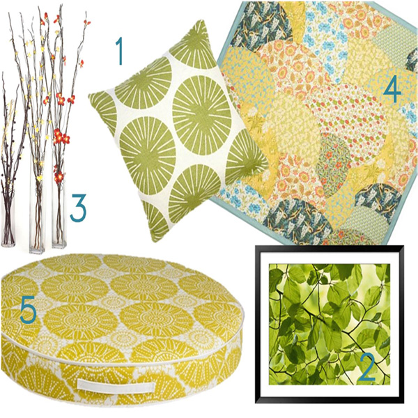 Spring finds for bedrooms