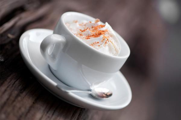 Unique hot chocolate