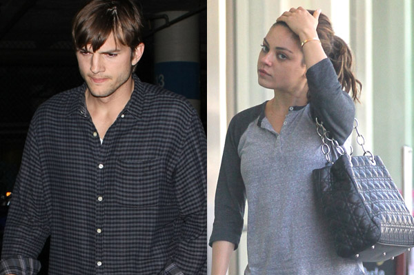kunis and kutcher dating services