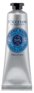 L'Occitane Shea Butter Mini Hand Cream ($10)